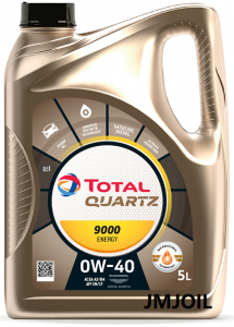 Total Quartz 9000 energy 0w40 -5L