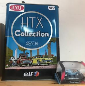 ELF HTX Collection 20w50 - 5L
