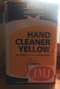 American hand yellow cleaner - 4,5kg