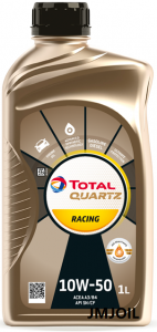 Total Quartz Racing 10w50 - 1L
